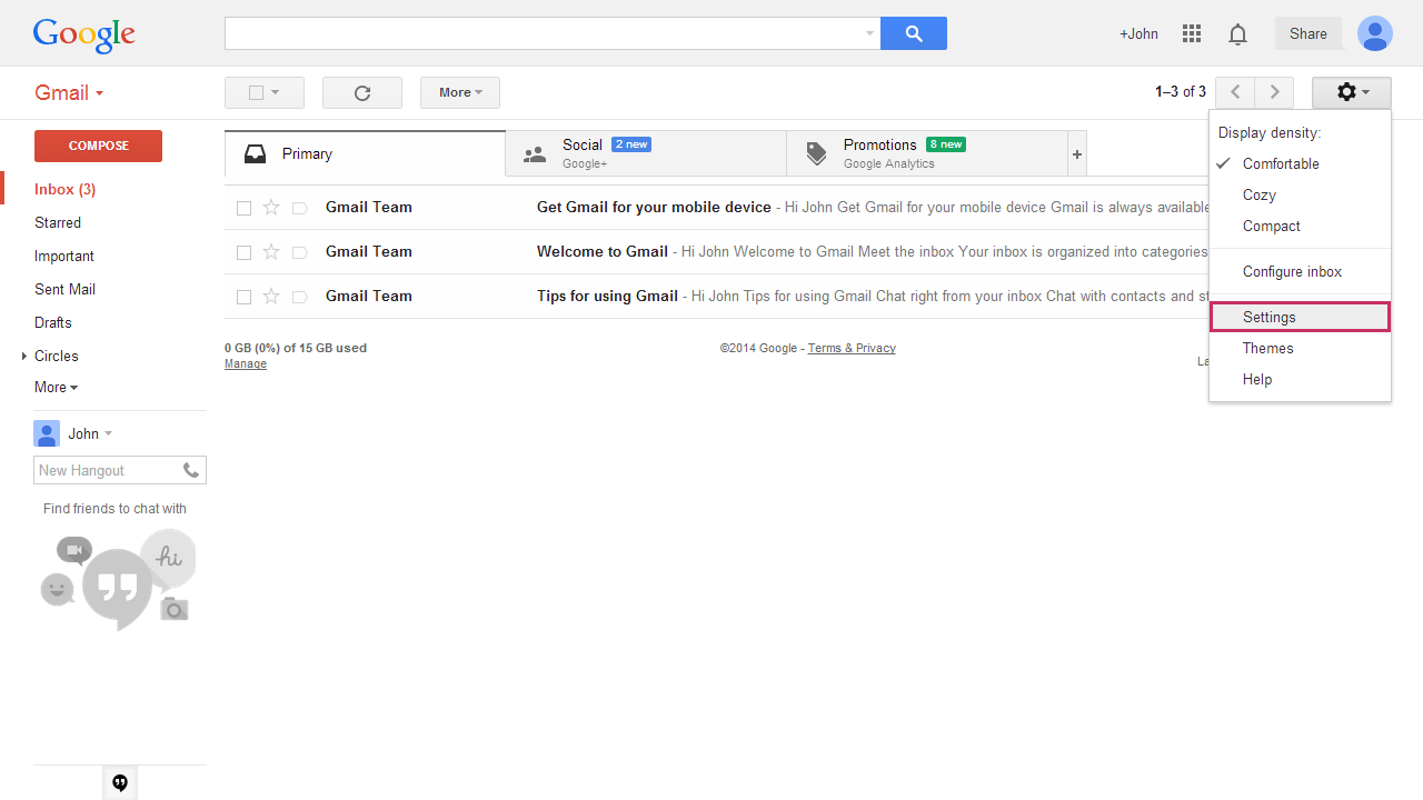 Setting Your Own Sender Address for Gmail